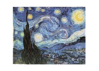 Van GOGH ve Yıldızlı Gece