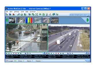 Web kamerasını güvenlik kamerası olarak kullanmak istiyorum, neeee olur...!!
