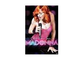 Madonna, bizim için de söyle!