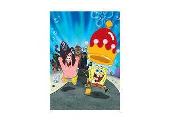Sponge Bob olmak istiyorum!!