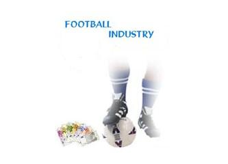Bir sızıdır içimde endüstriyel futbol
