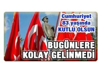 Türkçeyi sevmenin onuru...