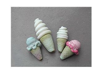 Siz hiç kızarmış dondurma yediniz mi?