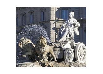 Mitolojik efsaneler ''Tanrıça Kibele''