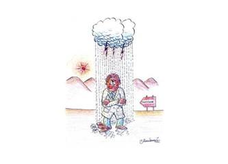 Yağmurda ağlamak güzeldir
