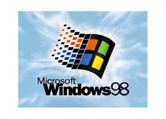 Windows 95 /98 ve millennium