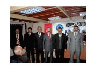Kültür-Memur-Sen 2. olağan kongresi
