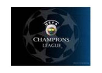 Fenerbahçe şampiyonlar ligi kurası