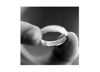 Bu bir evlenme teklifidir