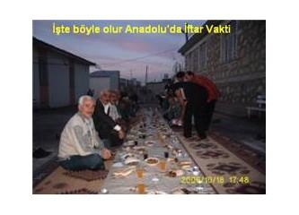 Anadolu'da İftar Vakti