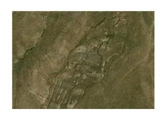 Google Earth'le Bir Antik kent mi keşfettim acaba!!