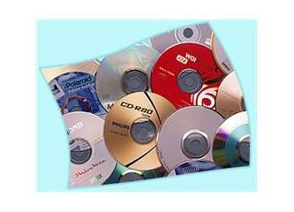 Eski CD ve DVD'lerle ne yapılır?