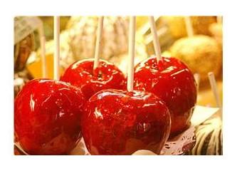 Hayatım, elma şekeri