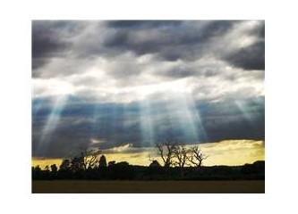 Umut ışığı kırıntılarını görebilmek