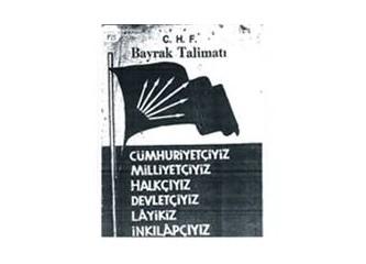 Atatürk'ün üvey ilkeleri