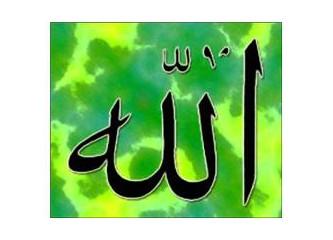 Allah'ı tanıtan ayetler ...