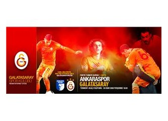 Ankarapor-Galatasaray maç gidişatı