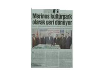Unutmayacağız... Merinos Bursa' dadır...