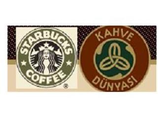 Kahraman kahve dünyası, starbucks'a karşı