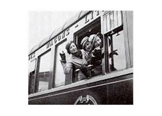Nostaljik ekspres trenler- vagon- li (Wagons-Lits)