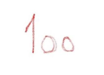 Ellerimle 100'ümü Gördüm