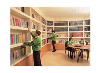 Çumra'da kütüphanenin değeri
