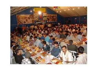 Ramazan ayının ardından