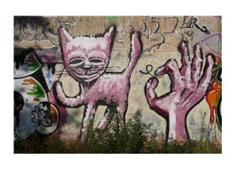 Yasak sanat: Grafiti