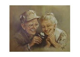 Bir gün biz de yaşlanacağız
