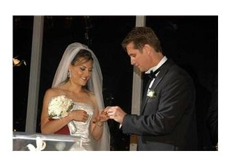 Evlilik yemini!