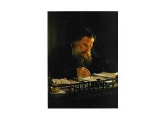 Tolstoy'un diriliş'i