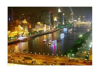 Guangzhou' da bir gece…