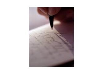 Yazmak iyidir!
