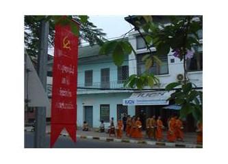 Laos Demokratik Halk Cumhuriyeti gezi notları