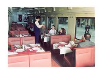 Kahvaltı ve lokomotif