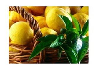 İngilizce'de C vitamini yerine kiwi ve portakal