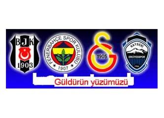 Türk Takımlarının Haftası