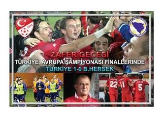 Türkiye-Bosna Hersek maçı mizahi canlı anlatım. 1. BÖLÜM