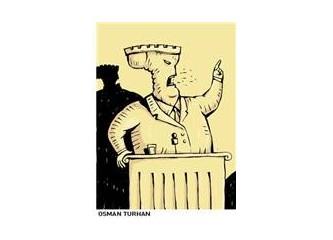 Postallı siyasetçilere oy yok!..