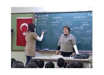 Çocuklara Türkiye'yi tanıtıyorum