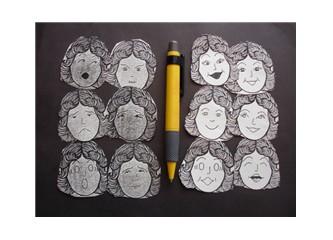 Binbir surat (Gizli yüzlerimiz)