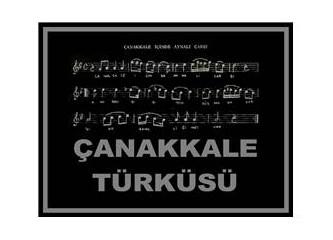 Çanakkale Türküsü için yapılmış araştırmalar