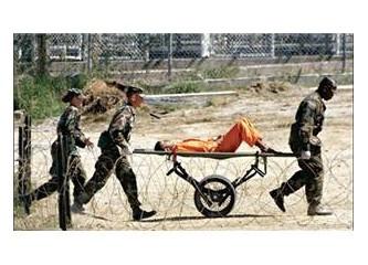 Guantanoma üssü... İmralı Adası..