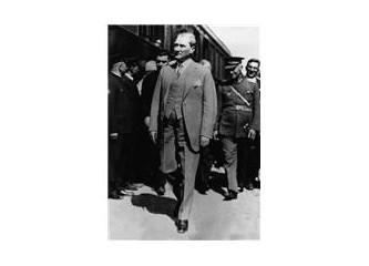 Atatürk ve Muhammed; biz Türklerin hassasiyeti