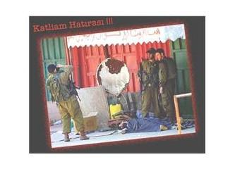 İsrail Durmuyor !.. Durmayacak !..