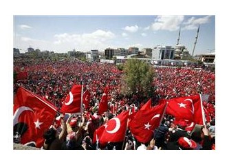 Abidik gubidik yok, ne mutlu Türk'üm diyene...
