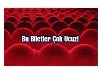 Antalya Devlet Tiyatrosu:''Askıda tiyatro bileti ''
