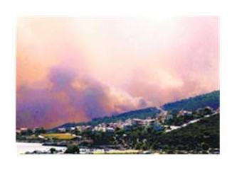 Orman yangınları eğitim ve toplumsal bilinçlendirme
