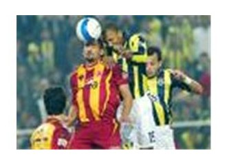 Kazanamayan Galatasaray değil Fenerbahçe