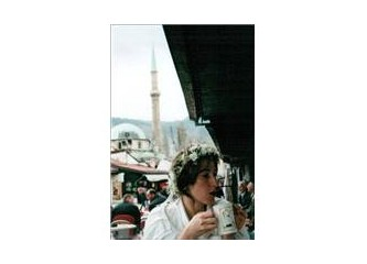 Beyazı da,barışı da kirlettik,utan Türkiye'm...